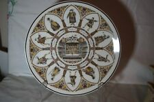 Shakespeare, All The World's A Stage, Wedgwood Collector Plates