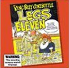KING BILLY COKEBOTTLE Legs Eleven CD BRAND NEW Australian Comedy