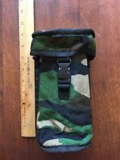 US Army case, Optical Instruments Pouch NSN 1240-21-920-2782 Woodland camo new