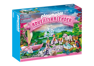 Playmobil 70323 Advent Calendar Royal Picnic MIB/New