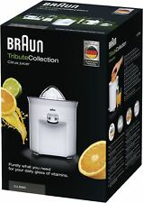 Braun CJ 3050 TributeCollection elektrische Zitruspresse, Saftpresse 60W.