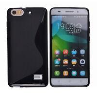 Custodia cover WAVE per Huawei G Play Mini case TPU flessibile gel (Honor 4C)