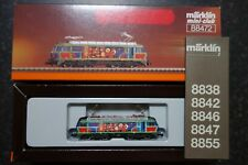 Marklin spur z scale/gauge Electric Locomotive.