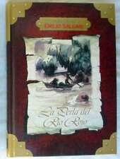 LA PERLA DEL RÍO ROJO - EMILIO SALGARI - ED. RUEDA 2003 - VER DESCRIPCIÓN