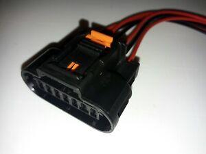 GM Vauxhall Corsa Coil Pack Wiring Loom Connector Repair 7 Pin Plug Mokka