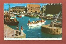 1964 Postcard - The Harbour, North Berwick