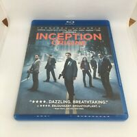 Inception (Blu-ray/DVD, 2010, 2-Disc Set, Canadian)