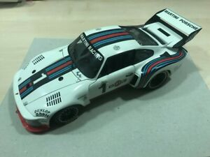 Porsche 935 Turbo # 1 - 6H Dijon 1976 - Exoto 1/18 - Ref: RLG18104 - NO BOX