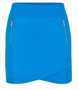 NWT Tail Women's Knit Wrap Golf Skort (XL; GH4587-0956; Color: Pacific: $60)
