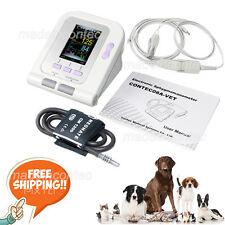 VET Veterinaria Digital pressione sanguigna Monitor, CONTEC Pulsossimetro 08a, spo2, PSNI