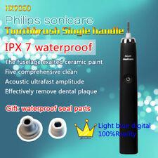 Philips Sonicare HX9350 clean HX9352/04 Limited Edition Black Diamond Toothbrush