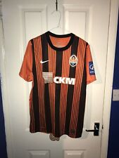 Match Worn Shakhtar Donetsk Home Shirt 2013 Luiz Adriano