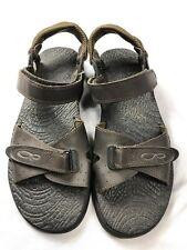 f7eeaa81bd9c OP Ocean Pacific Sandals Shoes Mens Size 13 Hook   Loop Closer Brown