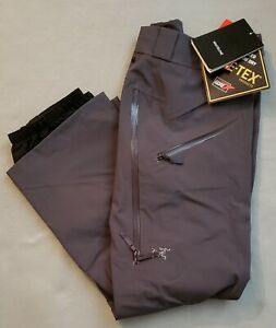 ARC'TERYX Sabre Ski Snowboard Gore-Tex Mens Pants Small - Pilot - New