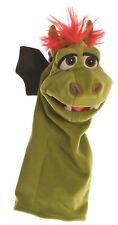 Living Puppets Handpuppe Gregor der Drache ca. 35cm lang