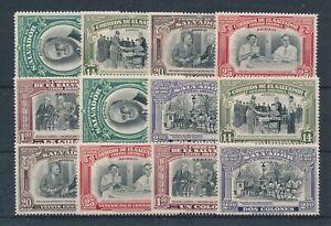 [31436] El Salvador Good airmail set Very Fine MNH stamps