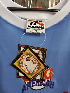 Negro league baseball jersey Dress. 3 colors to choose from and 2 sizes.
