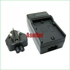 Battery Charger For Panasonic CGA-S005 CGA-S005A CGA-S005B CGA-S005E DMW-BCC12