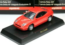 New ListingKyosho 1/64 Fiat & Lancia Collection Fiat Coupe Type 175 1993 Red