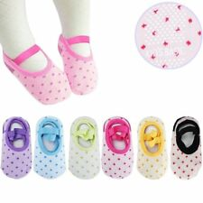 6Pairs Toddler Grips Socks Baby Socks Anti Slip Socks for For 8 - 36 Months Kids