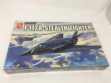 Vintage AMT/ERTL 1:72 Lockheed F-117A Stealth Fighter Model Airplane Kit! - NOS!
