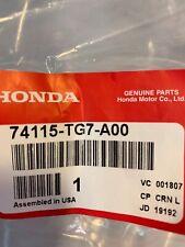 Genuine Honda Wheel Opening Molding 74115-TG7-A00