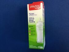 Playtex Nurser with drop in liners, includes one bottle and 5 drop-ins liners
