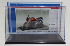 VETRINA - TECA DISPLAY CASES IN PLEXIGLASS 1/12 PER MODELLINI MINICHAMPS MOTOGP