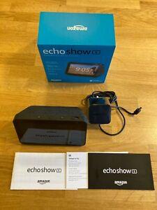 Amazon Echo Show 5 - Black- Excellent condition
