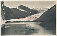 AK, Foto, Norwegen - Svartisen, 1927; 5026-55