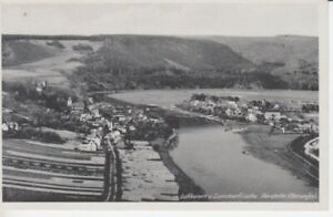 Carte Postale Basse-Saxe Herstelle Oberweser 1942 Courrier Militaire