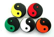 5 Yin Yang Tennis Vibration Shock Absorber Dampeners Balanced Life Harmony Ying