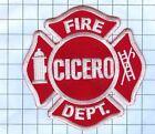 Fire Patch - Cicero