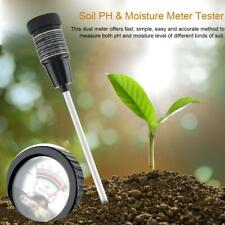 Feuchtigkeitsmesser Tester Wasserqualität Pflanzen PH Bodenfeuchte Hygrometer