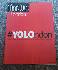 March Time Out Magazines in English