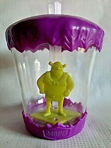 Denny's Dreamworks Shrek Kid's Cup/Tumbler 12oz Used 2015 Dishwasher Safe