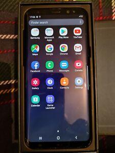 Samsung Galaxy S8+ SM-G955F - 64GB - Midnight Black (EE) Smartphone