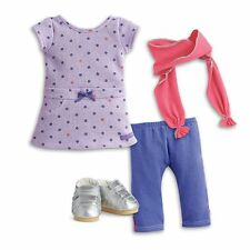 "American Girl Truly Me Recess Ready Outfit for 18"" Dolls  NEW in AG Box"