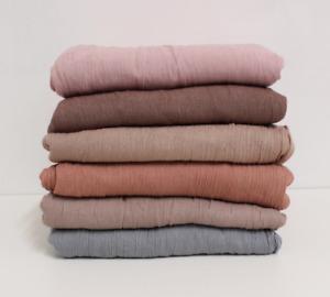 Habiba Da Silva Rayon Hijab Scarf Maxi Wrap 50+ Colours