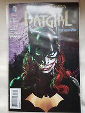 Batman Death Of The Family The New 52 Batgirl #16 New B&B