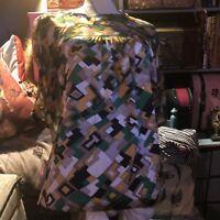 HARARI Fabulous Mod Silk Blouse Size XS/S