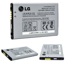 LG LGIP-400N BATTERY GT540 GW820 GW620 GW880 P500 GM750 OPTIMUS ONE