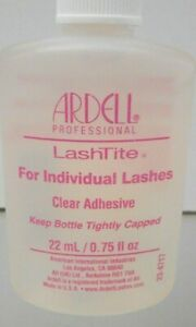 ARDELL Professional LashTite Clear Adhesive For Individual Lashes ~ 0.75 fl. oz.