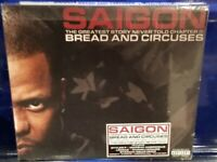 Saigon - The Greatest Story Never Told Chapter 2 CD Bread and Circuses dead prez