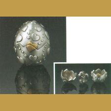 Passion Magical Pewter Dragon Heart Baby Egg Rawcliffe NIB