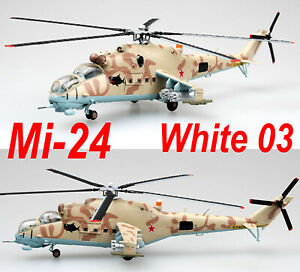 """Easy Model 1/72 Russian Air Force Mi-24 Hind """"White 03"""" #37035"""