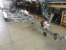 New Release Seatrail 6.2M Rollered Boat Trailer 2500kg ATM(7.10M Overall Length)