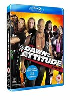 WWE: 1997 - Dawn of the Attitude [Blu-ray] [DVD][Region 2]