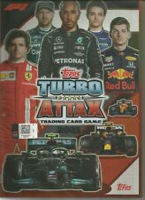 Turbo Attax  f1 Formel 1 2021  Basis-, Teamchef- & Strategiekarten
