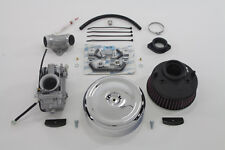 Mikuni 42mm HSR Total Carburetor Kit for Harley TwinCam engines